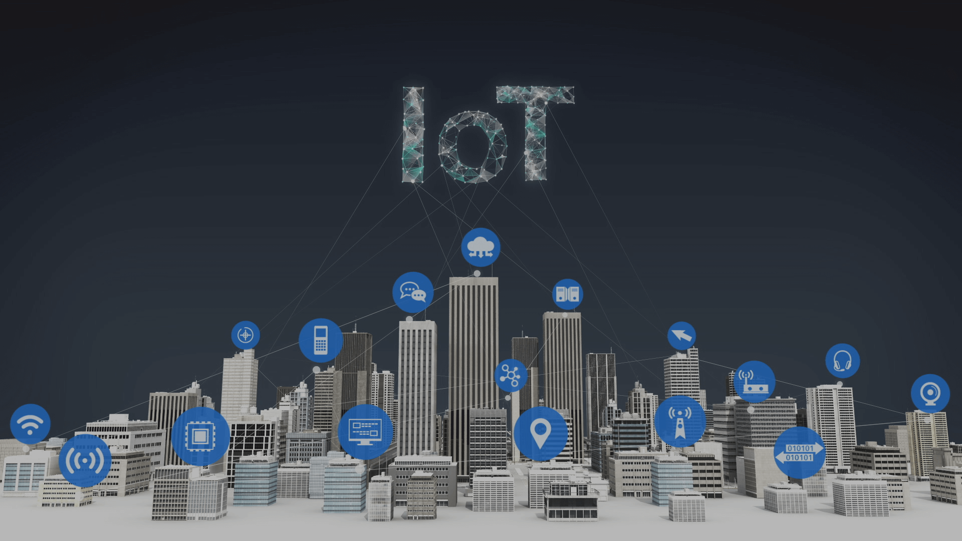 CUSTOM IoT DEVELOPMENT SERVICES